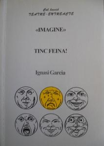 IMAGINE, publicada per AADPC a la col.lecció Teatre-Entreacte