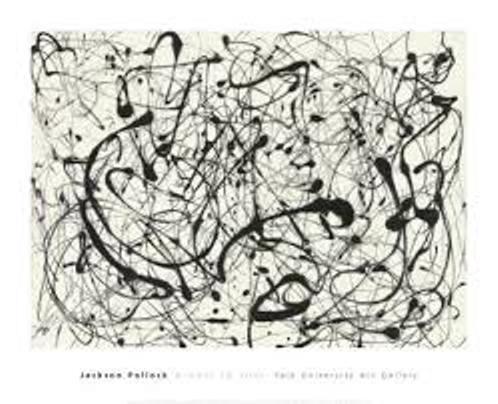 Expresionisme Abstracte de Jackson Pollock