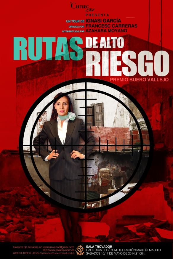 RUTAS DE ALTO RIESGO CARTELL 2014
