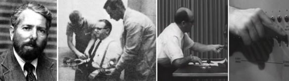 Imatges de l'experiment Milgram