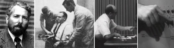 Imágenes del experimento Milgram