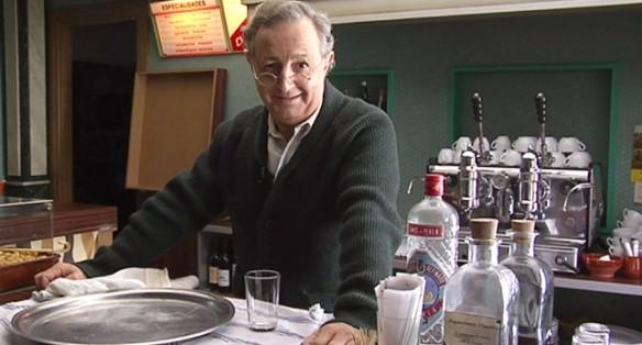 Pelayo, personaje entrañable de la serie Amar es para siempre, interpretado por José Antonio Sayagués