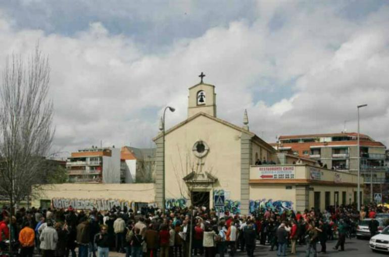 Parroquia de San Carlos Borromeo de Entrevías