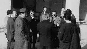 Lliurament dels Premis Recull l'any 1966. Fons Recvll